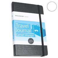 Блокнот Moleskine Passion Travel Journal средний черный PHTR3A