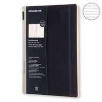Фото Блокнот Moleskine Workbook  A4 в линию PROWB51SBK